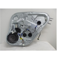 HYUNDAI SANTA FE CM - 5/2006 to 08/2012 - 5DR WAGON - RIGHT SIDE REAR WINDOW REGULATOR - ELECTRIC