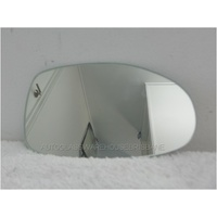 CITROEN C5 - 6/2001 TO 8/2008 - SEDAN/HATCH/WAGON - RIGHT SIDE MIRROR - FLAT GLASS ONLY - 163w X 98h