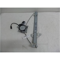 NISSAN NAVARA D22 - 4/1997 to CURRENT - 2 & 4DR UTE - RIGHT SIDE REAR WINDOW REGULATOR - ELECTRIC