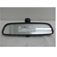 HYUNDAI TUCSON - 8/2004 to 1/2010 - 5DR WAGON - CENTER REAR VIEW MIRROR