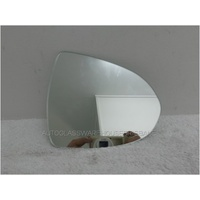 KIA SPORTAGE KNAPC82 - 7/2010 to 9/2015 - 5DR WAGON - RIGHT SIDE MIRROR - FLAT GLASS ONLY - 145mm X 168mm wide - NEW