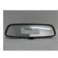 FORD FIESTA/FOCUS - CENTER INTERIOR REAR VIEW MIRROR - E9- 014276 - A080414 9 (ALSO FITS MAZDA BT-50)