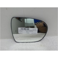 HYUNDAI i40 YF - 10/2011 to CURRENT - 4DR WAGON - RIGHT SIDE MIRROR - FLAT GLASS ONLY WITH BACKING PLATE (168 mm WIDE X 125mm)