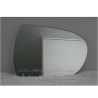 HYUNDAI i40 YF - 10/2011 to CURRENT - 4DR SEDAN/WAGON - RIGHT SIDE MIRROR - FLAT GLASS ONLY - 168mm WIDE X 125mm HIGH