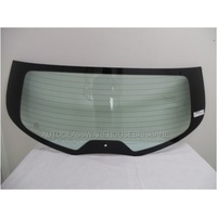 NISSAN DUALIS J10 - 7 SEATER - 4/2010 to 6/2014 - 4DR WAGON - REAR SCREEN GLASS