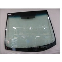 HONDA JAZZ GK5- 8/2014 to CURRENT - 5DR HATCH - FRONT WINDSCREEN GLASS - NO RETAINER (CUTOFF RIGHT BOTTOM EDGE) - NEW