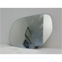 MITSUBISHI ASX - 7/2010 to - 5DR HATCH - LEFT SIDE MIRROR - FLAT GLASS ONLY - 186mm wide X 153mm - NEW