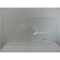 HOLDEN COMMODORE VB/VC/VH/VK/VL - 11/1978 TO 8/1988 - SEDAN/WAGON (AUSTRALIA MADE) - PASSENGERS - LEFT SIDE FRONT DOOR GLASS - CLEAR