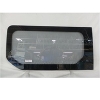 RENAULT TRAFFIC X82 -1/2015 to CURRENT -SWB / LWB  VAN- LEFT SIDE FRONT SLIDING DOOR FIXED BONDED WINDOW GLASS