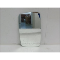 MERCEDES SPRINTER - 9/2006 to CURRENT - VAN - RIGHT SIDE MIRROR - FLAT GLASS ONLY (142 wide x 244 high) - NEW