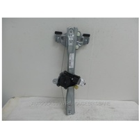 HOLDEN CRUZE JG/JH - 5/2009 to 6/2012 - 4DR SEDAN - RIGHT SIDE REAR DOOR WINDOW REGULATOR - ELECTRIC