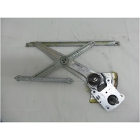 TOYOTA HILUX ZN210 - 3/2005 to 2015 -  UTE - PASSENGERS - LEFT SIDE FRONT WINDOW REGULATOR - MANUAL