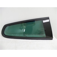 VOLKSWAGEN SCIROCCO R - 8/2012 to CURRENT - 3DR HATCH - RIGHT SIDE OPERA GLASS - GENUINE - GREEN - ENCAPSULATED