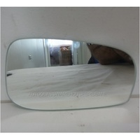 VOLVO XC70 T5 - YV1L - 1/2003 to 12/2007 - 5DR WAGON - DRIVERS - RIGHT SIDE MIRROR - FLAT GLASS ONLY - 165W X 99H