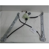 JEEP COMPASS MK - 03/2007 to 12/2016 - 4DR WAGON - RIGHT SIDE FRONT WINDOW REGULATOR