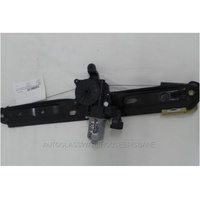 FORD EVEREST UA - 10/2015 to CURRENT - 5DR WAGON - RIGHT SIDE REAR WINDOW REGULATOR - ELECTRIC