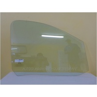 FIAT SCUDO - 4/2008 to 10/2015 - VAN - RIGHT SIDE FRONT DOOR GLASS - NEW