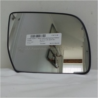 MAZDA BT-50 UP - 10/2011 to CURRENT - UTILITY - DRIVERS - RIGHT SIDE MIRROR - WITH BACKING PLATE