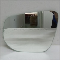 ISUZU D-MAX - 6/2012 to CURRENT - UTILITY - LEFT SIDE MIRROR - FLAT GLASS ONLY (183 X 155) - Suits backing 9403-SR1400