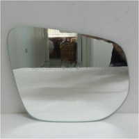 ISUZU D-MAX - 6/2012 to CURRENT - UTILITY - RIGHT SIDE MIRROR - FLAT GLASS ONLY (183 X 155)  - Suits backing 9403-SR1400