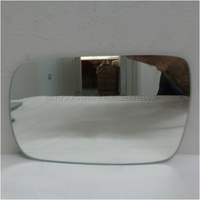 SUBARU LIBERTY/OUTBACK 3RD GEN - 10/1998 TO 8/2003 - 5DR WAGON - LEFT SIDE MIRROR - FLAT GLASS ONLY (183w X 119h)