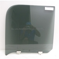 NISSAN CUBE Z11 - 1/2002 to 11/2008 - 5DR WAGON - LEFT SIDE REAR DOOR GLASS - PRIVACY TINT (500w X 500h)