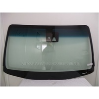 HOLDEN COLORADO RG - 6/2012 to CURRENT - UTE - FRONT WINDSCREEN GLASS - R/S BRACKET, CAMERA HOLDER, TOP & SIDE MOULD