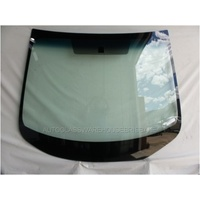 HONDA CITY GM6 - 4/2014 to CURRENT - 4DR SEDAN - FRONT WINDSCREEN GLASS - GREEN