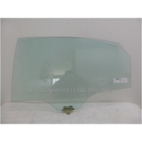 HYUNDAI SONATA LF - 10/2015 TO CURRENT - 4DR SEDAN - LEFT SIDE REAR DOOR GLASS