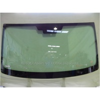 IVECO DAILY - 5/2015 to CURRENT - VAN - FRONT WINDSCREEN GLASS - COVER PLATE, CAMERA, TOP MOULD