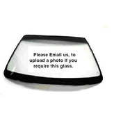 SUBARU OUTBACK 6TH GEN - 12/2014 TO CURRENT - 4DR WAGON - DRIVERS - RIGHT SIDE REAR DOOR GLASS - WITH FITTINGS