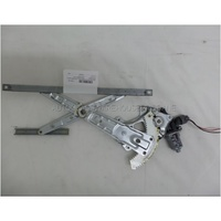 MITSUBISHI OUTLANDER ZJ/ZK - 11/2012 to CURRENT - 5DR WAGON - LEFT SIDE FRONT WINDOW REGULATOR - ELECTRIC - GENUINE