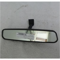 FORD FALCON AU - BA - BF - 9/1998 to 8/2008 - SEDAN/HATCH/WAGON/UTE - CENTER INTERIOR REAR VIEW MIRROR