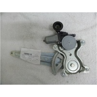 TOYOTA YARIS NCP91 - 9/2005 to 10/2011 - 5DR HATCH - RIGHT SIDE WINDOW REGULATOR (ELECTRIC)