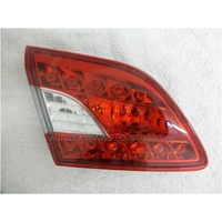 NISSAN PULSAR B17 - 2/2013 to 12/2017 - 4DR SEDAN - PASSENGERS - LEFT SIDE TAIL-LIGHT - INNER - STANLEY W0648