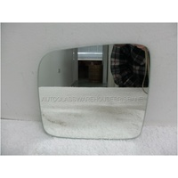 HYUNDAI iLOAD KMFWBH / iMAX KMHWH - 2/2008 to CURRENT - VAN - LEFT SIDE FLAT MIRROR ONLY - 175mm x165mm