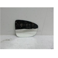 MAZDA CX-5 KE - 2/2012 to 2/2017 - 5DR WAGON - RIGHT SIDE SIDE MIRROR - FLAT GLASS ONLY - 142MM HIGH X 180MM WIDEST ANGLE