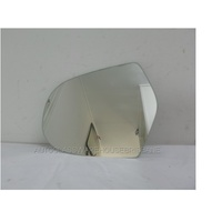 GREAT WALL X240 H3- 10/2009 to 12/2011 - 4DR WAGON (SUV) - LEFT SIDE MIRROR FLAT GLASS ONLY - 160mm HIGH X 185mm WIDE