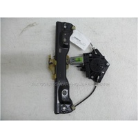 JEEP GRAND CHEROKEE WK - 1/2011 to CURRENT - 4DR WAGON - LEFT REAR WINDOW REGULATOR
