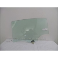 HYUNDAI ELANTRA AD - 12/2015 to CURRENT - 4DR SEDAN - LEFT SIDE REAR DOOR GLASS - NEW