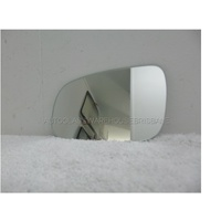 NISSAN MAXIMA J32 - 6/2009 to 10/2013 - 4DR SEDAN - LEFT SIDE FLAT MIRROR ONLY - 165mm X 108mm HIGH
