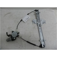 KIA RIO UB - 2/2012 to 12/2016 - 3DR HATCH - LEFT SIDE FRONT WINDOW REGULATOR