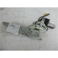 MAZDA BT-50 11/2006 to 9/2011 - 2DR/4DR CAB UTE - LEFT SIDE REAR WINDOW REGULATOR - ELECTRIC