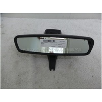 MAZDA BT-50 11/2006 to 9/2011 - 4DR DUAL CAB UTE - CENTRE INTERIOR MIRROR