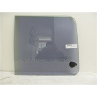 MITSUBISHI L300 - 4/1980 to 9/1986 - VAN - LEFT SIDE SLIDING REAR GLASS - MMC - 520mm X 485mm (Starwagon)