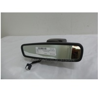 FORD RANGER PX - PT - 10/2011 to CURRENT - UTILITY - CENTER INTERIOR REAR VIEW MIRROR - E11 046532  026532 SENSOR / CAMERA