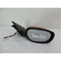 MAZDA RX8 FE - 7/2003 to 11/2011 - 2DR COUPE - RIGHT SIDE MIRROR SIDE - RED - E4 012218 - 012219