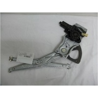 HOLDEN COMMODORE VY/VZ - 9/1997 to 3/2007 - 4DR SEDAN/5DR WAGON - LEFT SIDE FRONT DOOR WINDOW REGULATOR - ELECTRIC