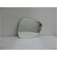 BMW X3 F25 - 3/2011 to CURRENT - 5DR WAGON - RIGHT SIDE MIRROR FLAT GLASS ONLY - 180w X 140h** same as X1 E84