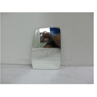 FORD TRANSIT CUSTOM LWB/SWB - 2/2014 to CURRENT - LEFT SIDE MIRROR - FLAT GLASS ONLY - 205mm X 145mm